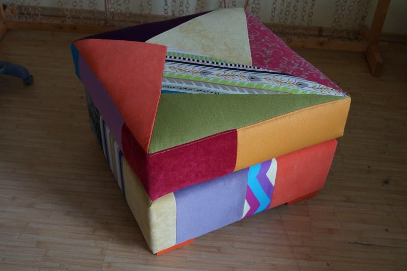 Taburet Vega patchwork